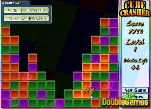 Free Download Cube Crash 2 Screenshot 3
