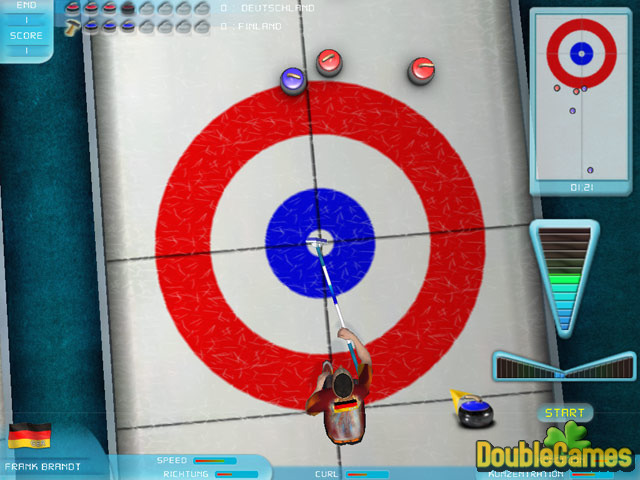 Free Download Curling Screenshot 3