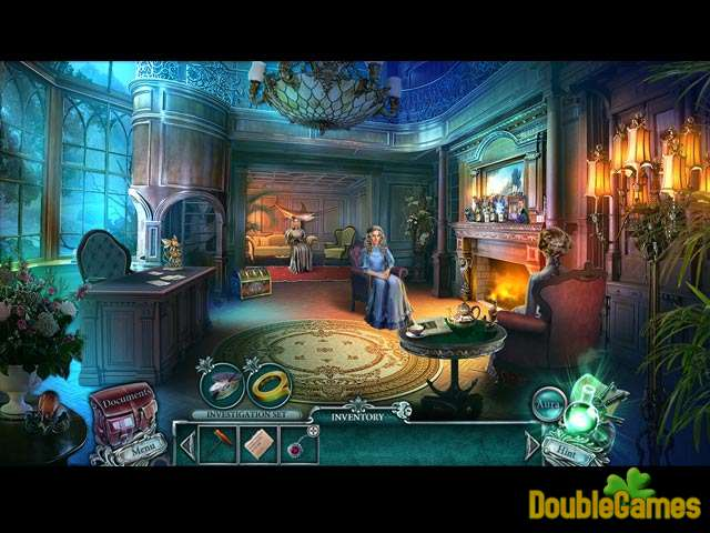 Free Download Cursed Cases: Murder at the Maybard Estate Screenshot 1