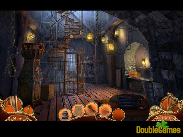 Free Download Danse Macabre: Curse of the Banshee Collector's Edition Screenshot 1