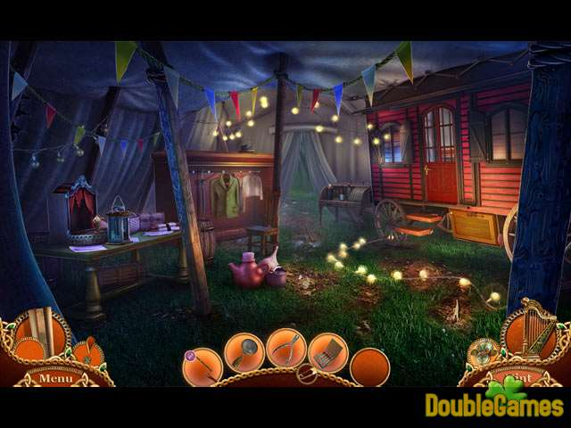 Free Download Danse Macabre: Curse of the Banshee Screenshot 1