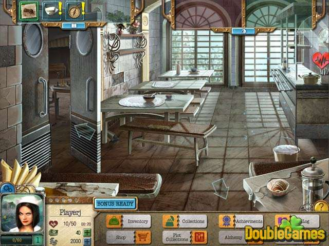 Free Download Dark Asylum: Mystery Adventure Screenshot 1