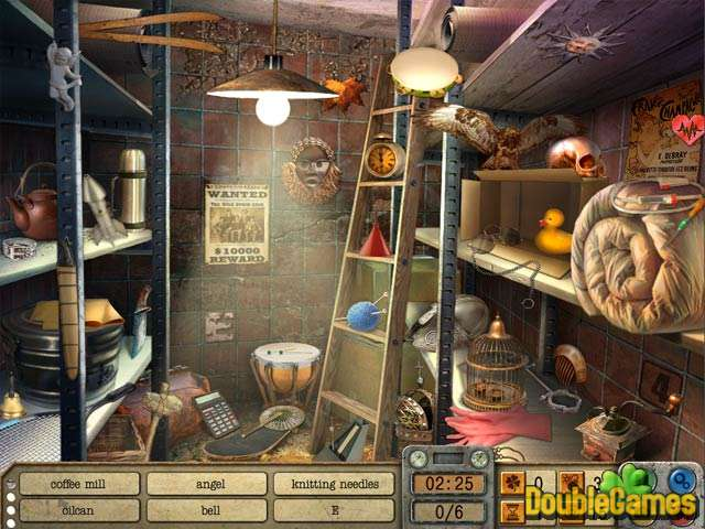 Free Download Dark Asylum: Mystery Adventure Screenshot 2