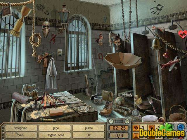 Free Download Dark Asylum: Mystery Adventure Screenshot 3