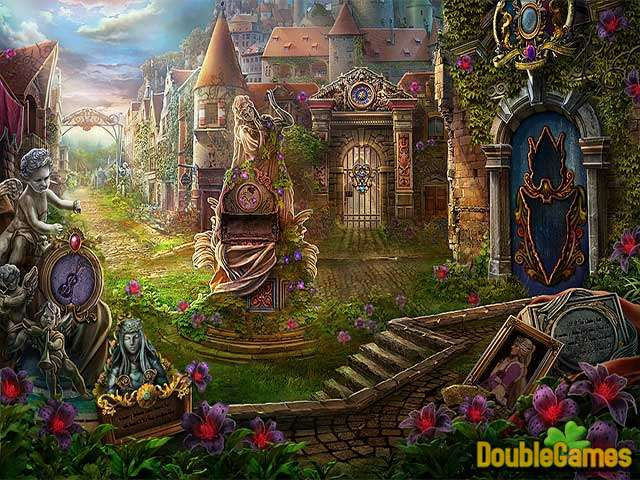 Free Download Dark Parables: Ballad of Rapunzel Screenshot 2