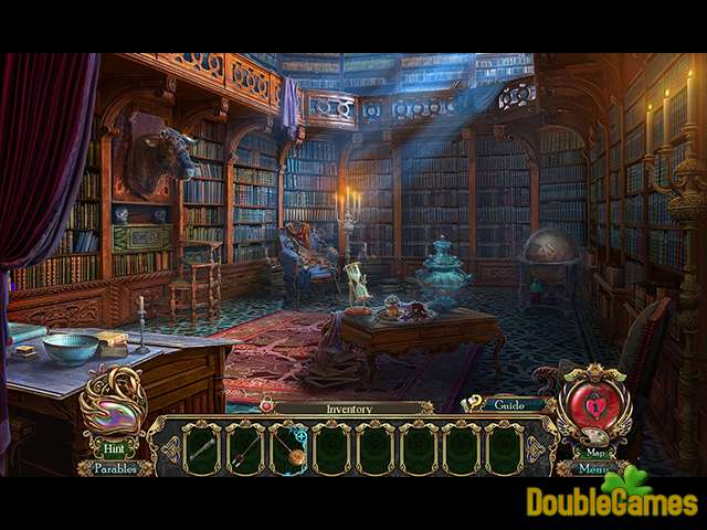 Screenshot descargo de Dark Parables: Portrait of the Stained Princess Collector's Edition 1