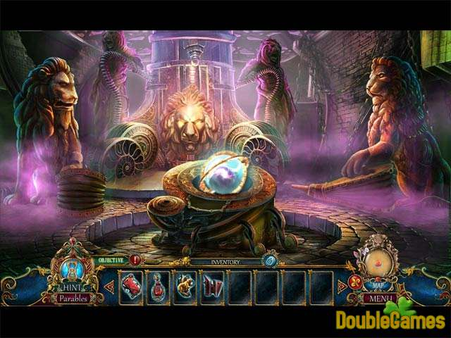 Screenshot descargo de Dark Parables: Queen of Sands Collector's Edition 3