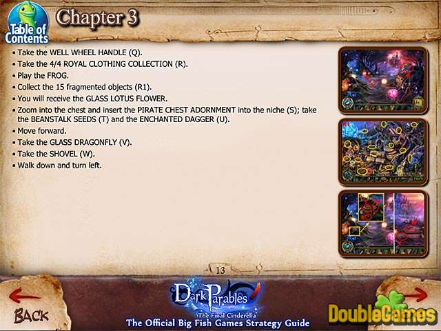 Free Download Dark Parables: The Final Cinderella Strategy Guid Screenshot 3
