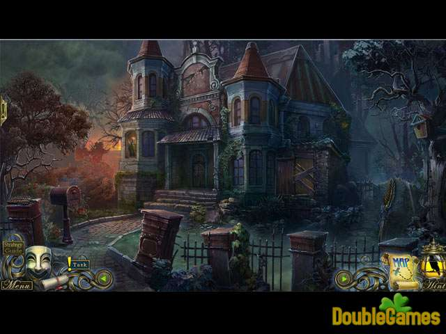Free Download Dark Tales: Edgar Allan Poe's Lenore Collector's Edition Screenshot 1