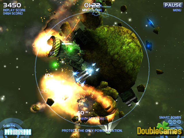 Free Download Darkside Screenshot 2