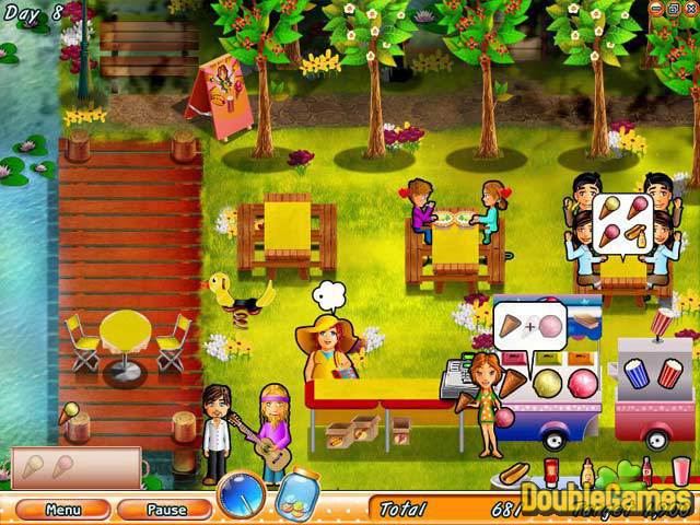 Free Download Delicious 2 Deluxe Screenshot 1