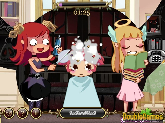 Free Download Devilish Hairdresser Screenshot 1
