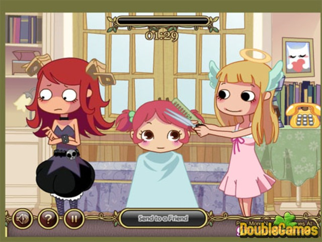 Free Download Devilish Hairdresser Screenshot 2