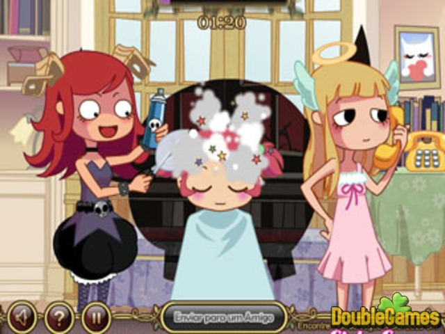 Free Download Devilish Hairdresser Screenshot 3