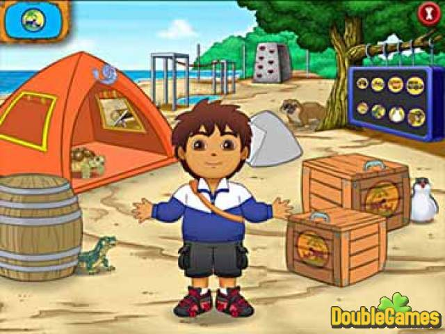 Free Download Go Diego Go Ultimate Rescue League Screenshot 3