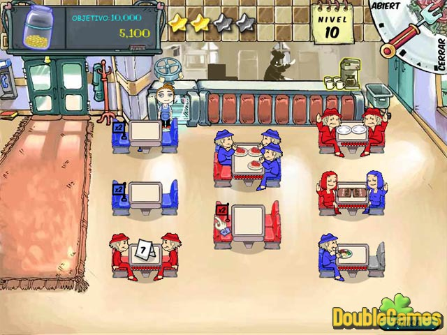 Free Download Diner Dash Screenshot 3