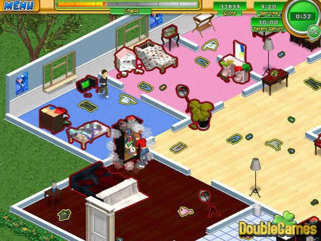 Free Download Pack Nanny Mania 2 y Babysitting Mania Screenshot 2
