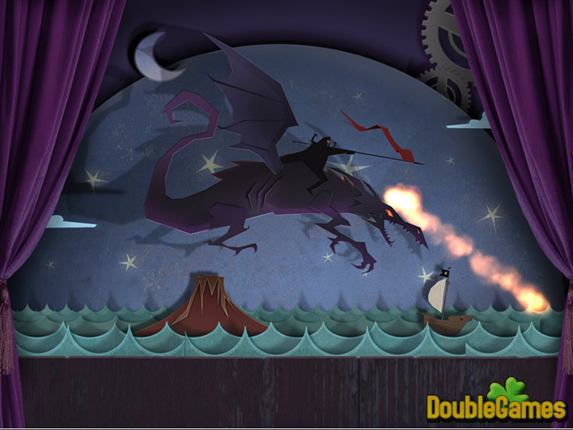 Free Download Drawn: El Vuelo Oscuro Screenshot 3