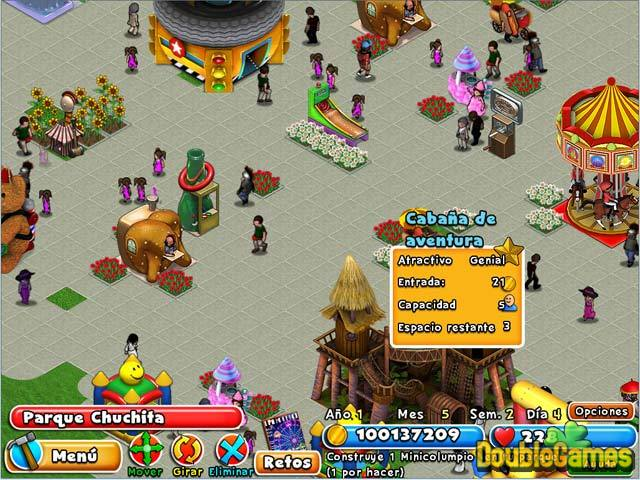 Free Download Dream Builder: Parque de Atracciones Screenshot 3