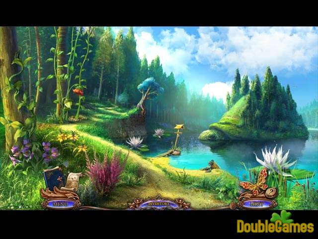 Free Download Dreampath: Curse of the Swamps Screenshot 1
