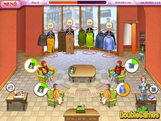 Free Download Dress Up Rush Screenshot 3