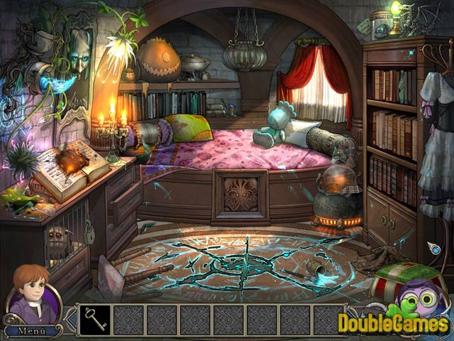 Play Browser Game Elementals The Magic Key.