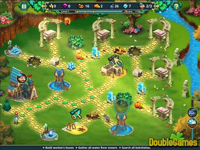 Free Download Elven Legend 5: The Fateful Tournament Collector's Edition Screenshot 1