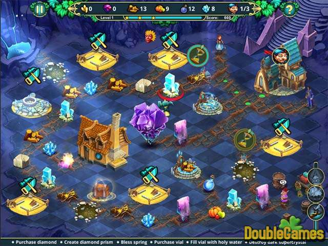 Free Download Elven Legend 5: The Fateful Tournament Collector's Edition Screenshot 3