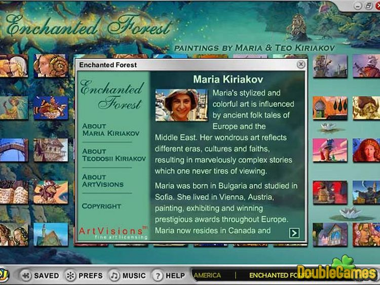 Free Download Enchanted Forest Screenshot 3