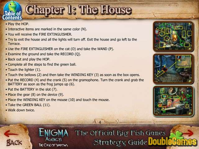 Free Download Enigma Agency: The Case of Shadows Strategy Guide Screenshot 1