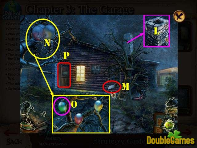 Free Download Enigma Agency: The Case of Shadows Strategy Guide Screenshot 2