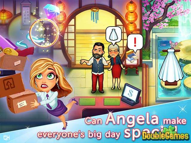 Free Download Fabulous: Angela's Wedding Disaster Collector's Edition Screenshot 2