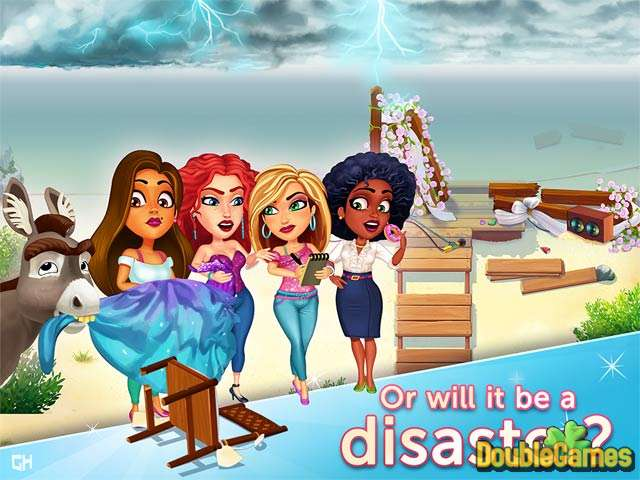 Free Download Fabulous: Angela's Wedding Disaster Collector's Edition Screenshot 3