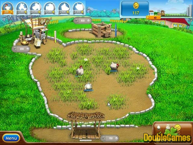 Free Download Farm Frenzy Pizza Party Screenshot 1