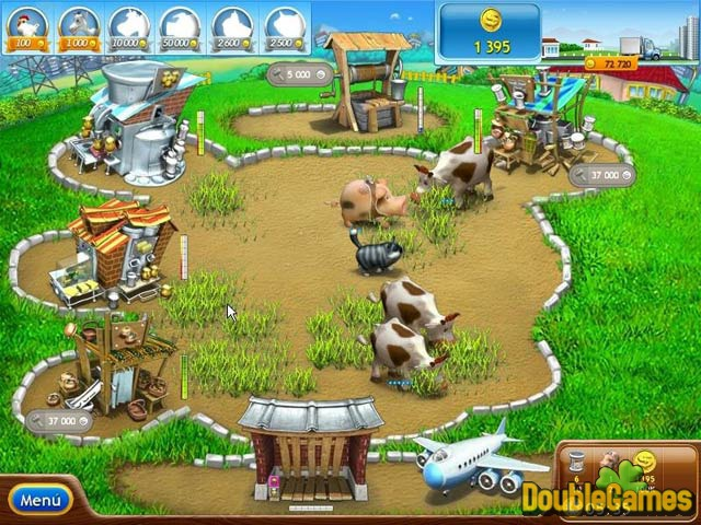 Free Download Farm Frenzy Pizza Party Screenshot 2