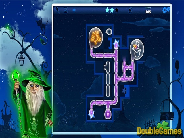 Screenshot descargo de Fiber Twig: Midnight Puzzle 1