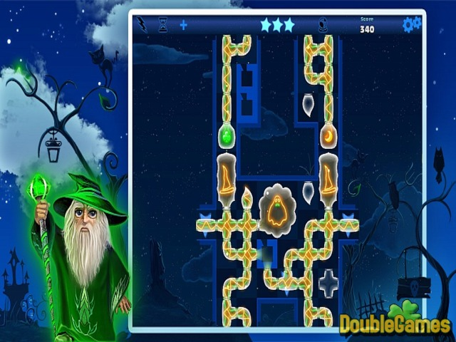 Screenshot descargo de Fiber Twig: Midnight Puzzle 2
