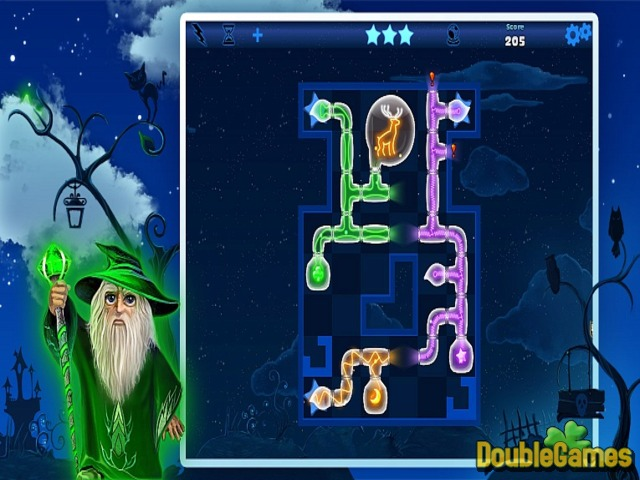 Screenshot descargo de Fiber Twig: Midnight Puzzle 3