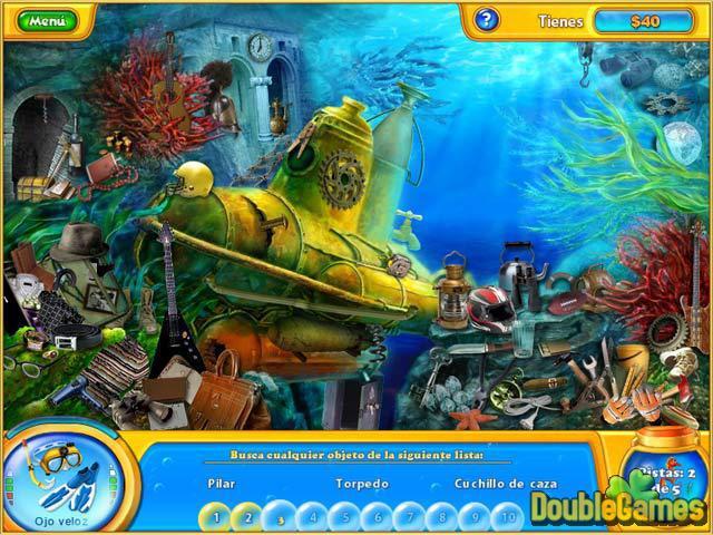 Screenshot descargo de Fishdom H2O: Hidden Odyssey 1