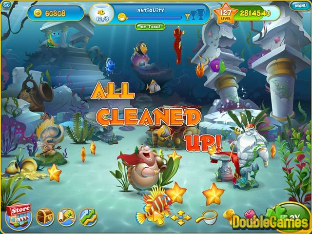 Free Download Fishdom 3 Screenshot 3