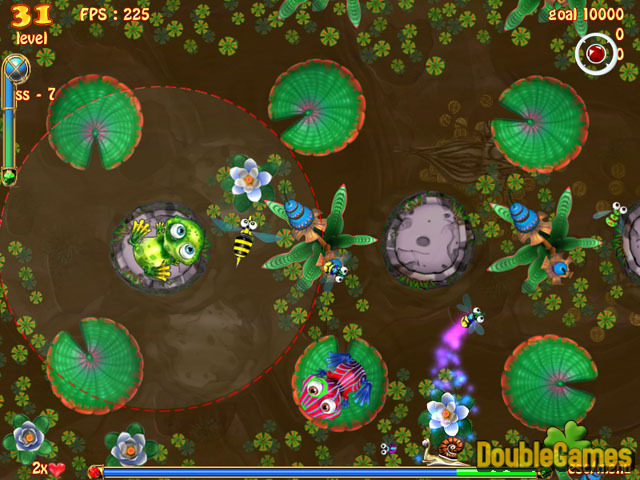 Free Download Fly Chaser Screenshot 2