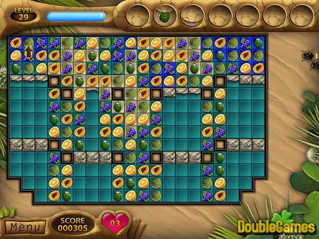 Screenshot descargo de Fruit Mania 3