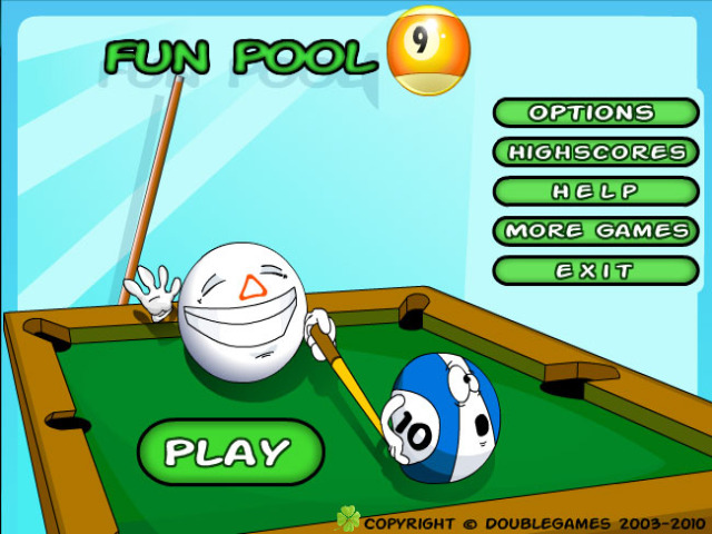 Free Download Fun Pool 9 Screenshot 1