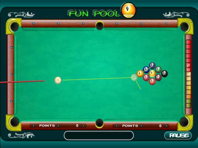 Free Download Fun Pool 9 Screenshot 2