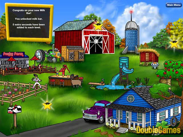 Free Download Funky Farm 2 Screenshot 2
