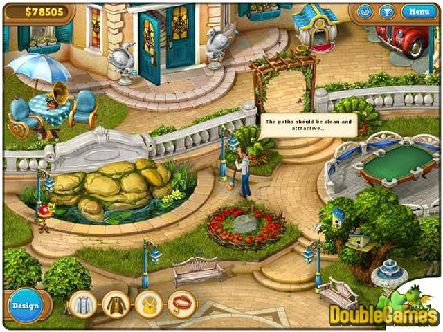 Free Download Gardenscapes 2 Screenshot 1