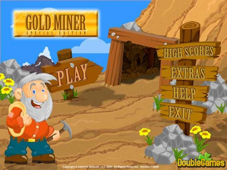 Screenshot descargo de Gold Miner Special Edition 1