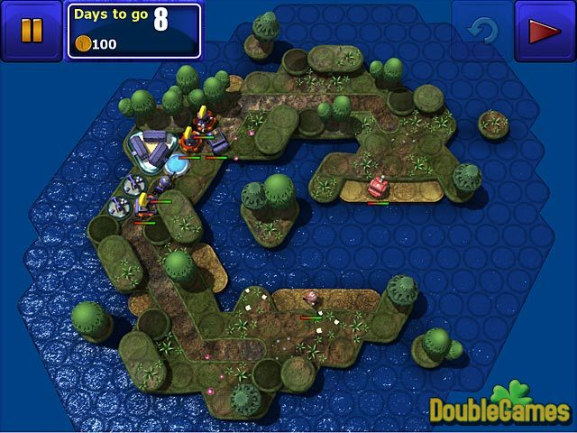 Free Download Great Little War Game Screenshot 3