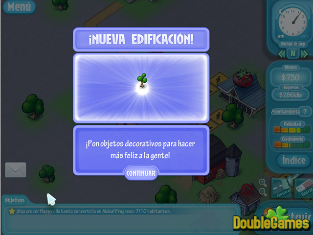 Free Download Happyville:  La carrera hacia Utopía Screenshot 3
