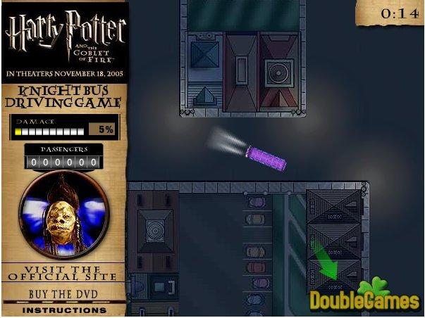 Free Download Harry Potter: Knight Bus Driving Screenshot 3